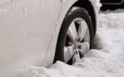Winter Car Guide: Items to Keep in the Car During Winter